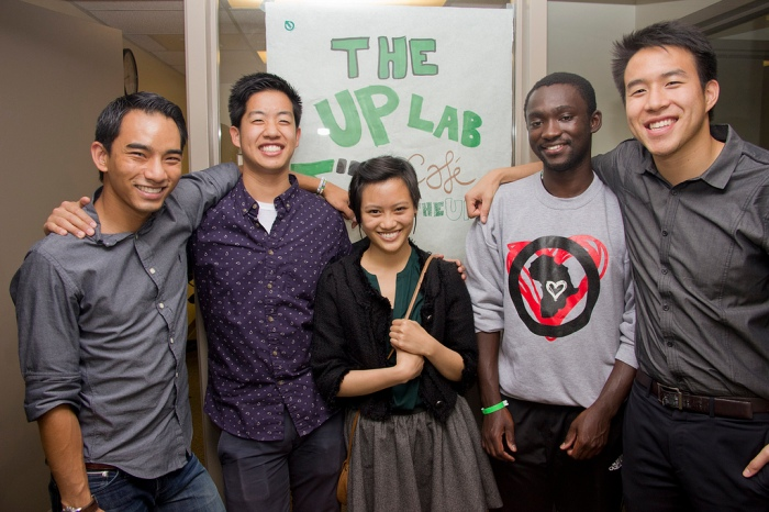 The UP Lab Cafe Team
