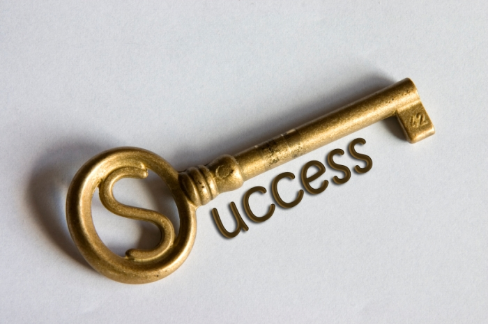 key to suucess